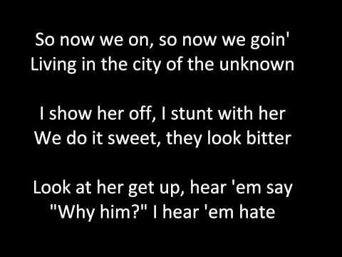 Kendrick Lamar - Alien Girl (Today With Her) [Lyrics]