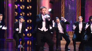 The Whiffenpoofs performing Grace Kelly @ The Sing Off
