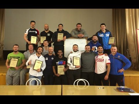 WEIGHTLIFTING Training Camp 2015 / RUSSIA, Moscow - 2nd week