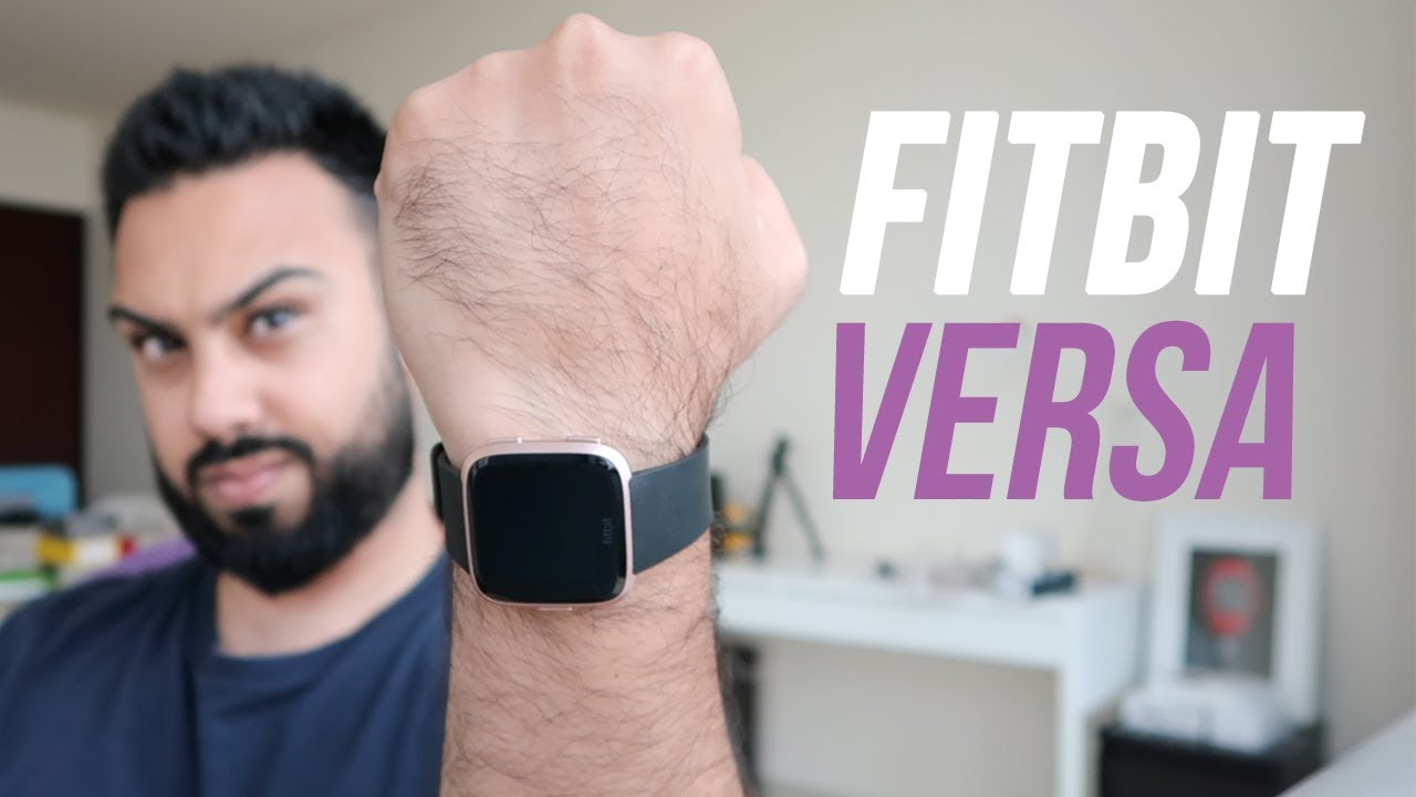 Fitbit Versa Review: 3 Things I Love and Hate