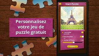 Jigsaw Puzzles Real - Android Mobile Game (FR)