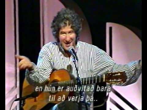 Eddie Skoller - What Did We Learn In School Today? (live in Iceland 1990?)