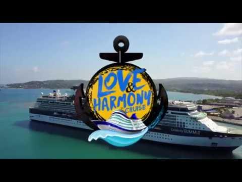 Love And Harmony Cruise 2020.Love And Harmony Cruise 2019 Promo Video