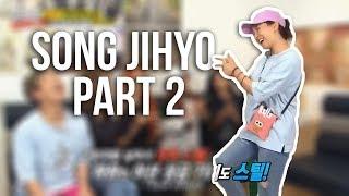 Song Jihyo - Funny Moments Part 2