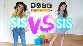 Back To School THRIFT STORE OUTFIT Challenge 🛍️🤑