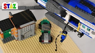 police helicopter surveillance lego city 60046