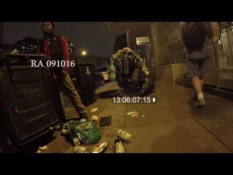 Tenderlion homeless mentally ill drug addicted