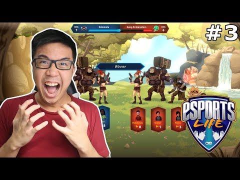 Saatnya Kita Ikut Turnamen Pertama! - Esports Life (Indonesia)