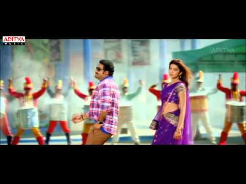 AAGADU song copied from RABHASA