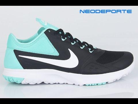 5cc59a53735 Zapatillas Nike FS Lite Trainer 2   683141-004 - YouTube