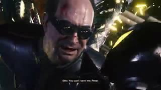 Spider Man PS4   Final Boss Fight