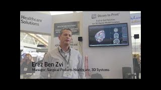 DICOM to Print (D2P™) Software from 3D Systems