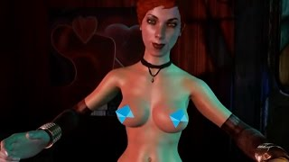 10 Video Games With Unexpected Nudity