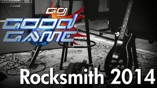 Good Game Review - Rocksmith 2014 Edition - TX: 19/11/13