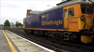 GBRf 15 to Swanage, and the Northern Belle Comes South!