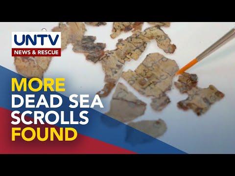 More Dead Sea Scrolls Found In Israel