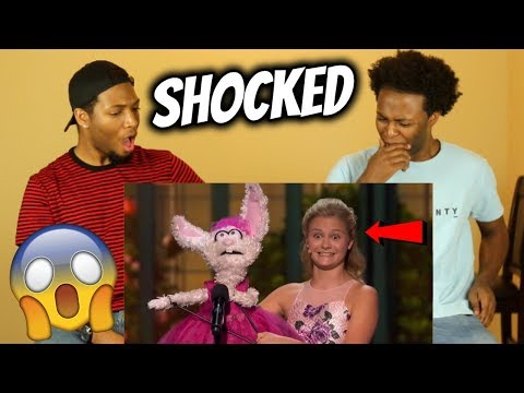 Darci Lynne: Shocks Judges Again and PROVES Why She's a World Champion! | AGT Champions (REACTION)