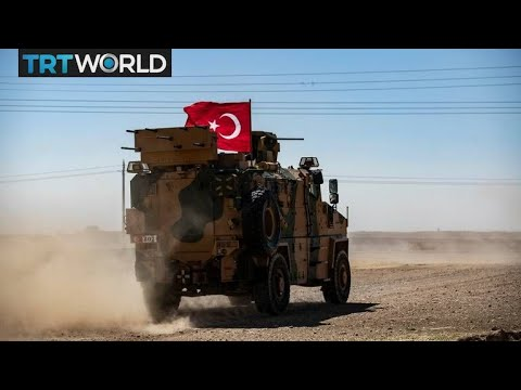 Turkey starts the Operation Peace Spring in northern Syria