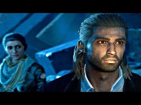 Assassin's Creed Odyssey - Atlantis Secret Ending & Present Day Ending