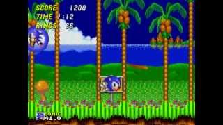 Sonic 2 - Como se transformar no Super Sonic