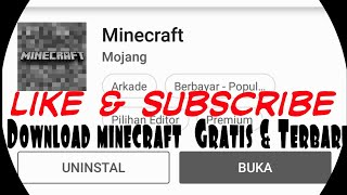 CARA DOWNLOAD MINECRAFT GRATIS  | Tutorial #1