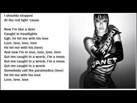 Janet Jackson- LUV