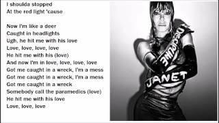 Watch Janet Jackson LUV video