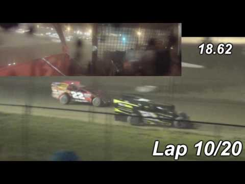 Big Diamond Sportsman 6/10/16 - #22 Chuck Fayash