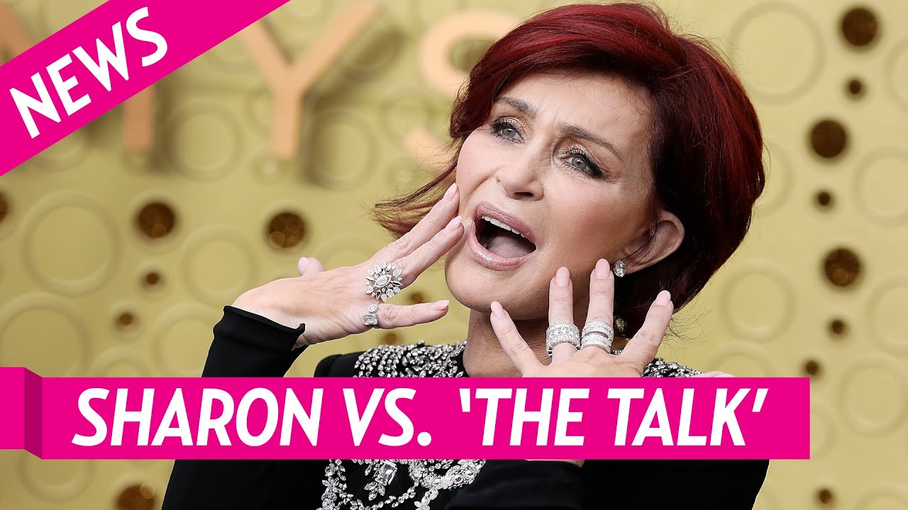 Sharon Osbourne unsure about The Talk future