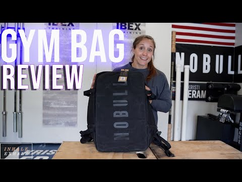 THE BEST GYM BAG! NOBULL GYM BAGS FULL REVIEW