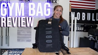 THE BEST GYM BAG! NOBULL GYM B…
