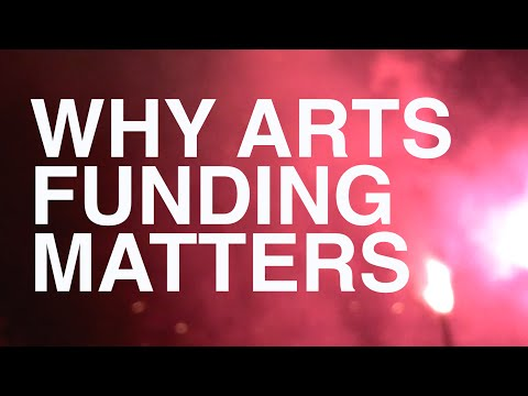 Why Arts Funding Matters