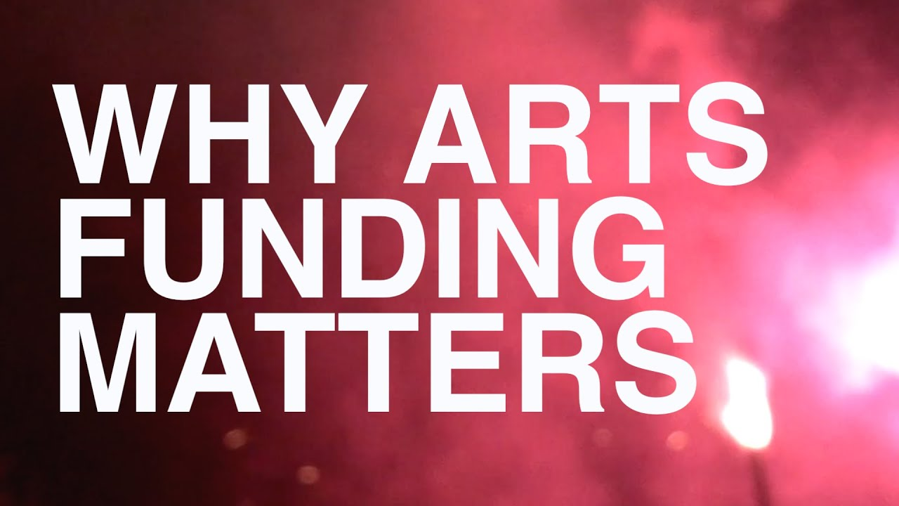 lack of funding for the arts President donald trump released his 2018 budget blueprint, and it eliminates four of america's independent cultural agencies: the national endowment for the arts.