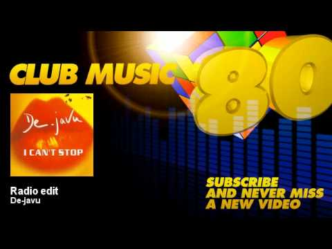 De-javu - Radio edit - ClubMusic80s