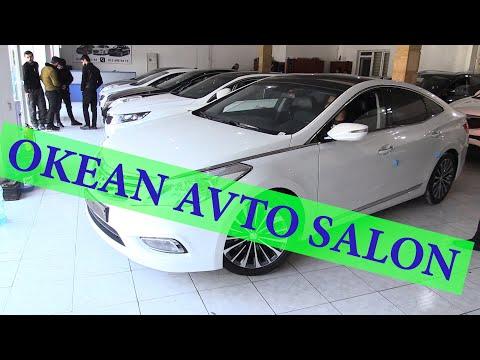 Okean Avto Salon Qiymətləri və Kredit Təklifləri 2021