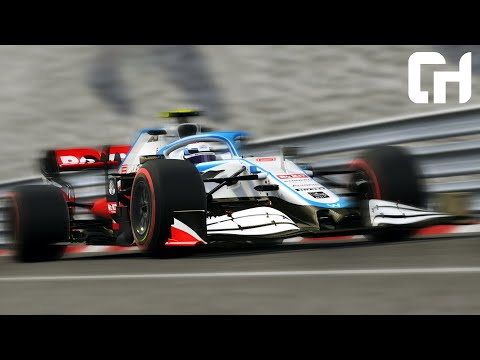 Could F1 Run On Reverse Circuits? | Testing With A Racing Sim |