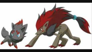 5th Generation Zorua/ Zoroark Battle Music