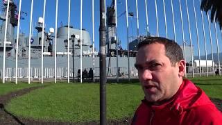 Корабли НАТО в Батуми.
