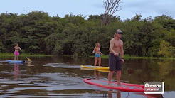 Stand Up Paddle Boarding the Amazon | EpicQuest