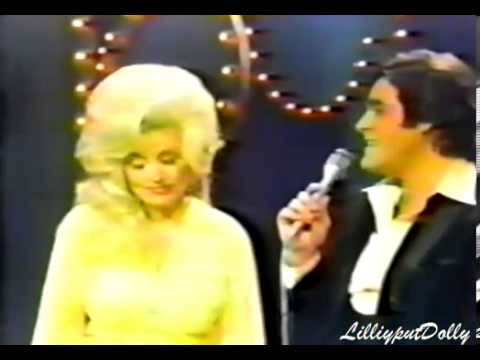 Dolly Parton - Help Me Make It Through Through The Night on The Dolly Show with Chuck Woolery