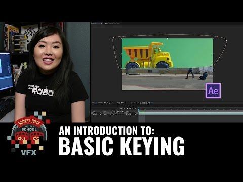 Intro to Basic Keying [AE]