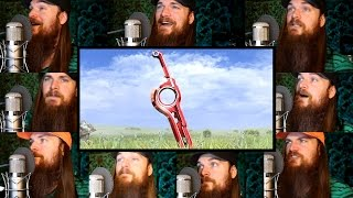 Xenoblade Chronicles - Gaur Plains Acapella