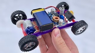 How to Make a Car (Super Speed) - Electric Car