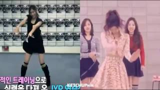 CUTE Sana Dancing To Mr Taxi - 2017 Taxi Sana