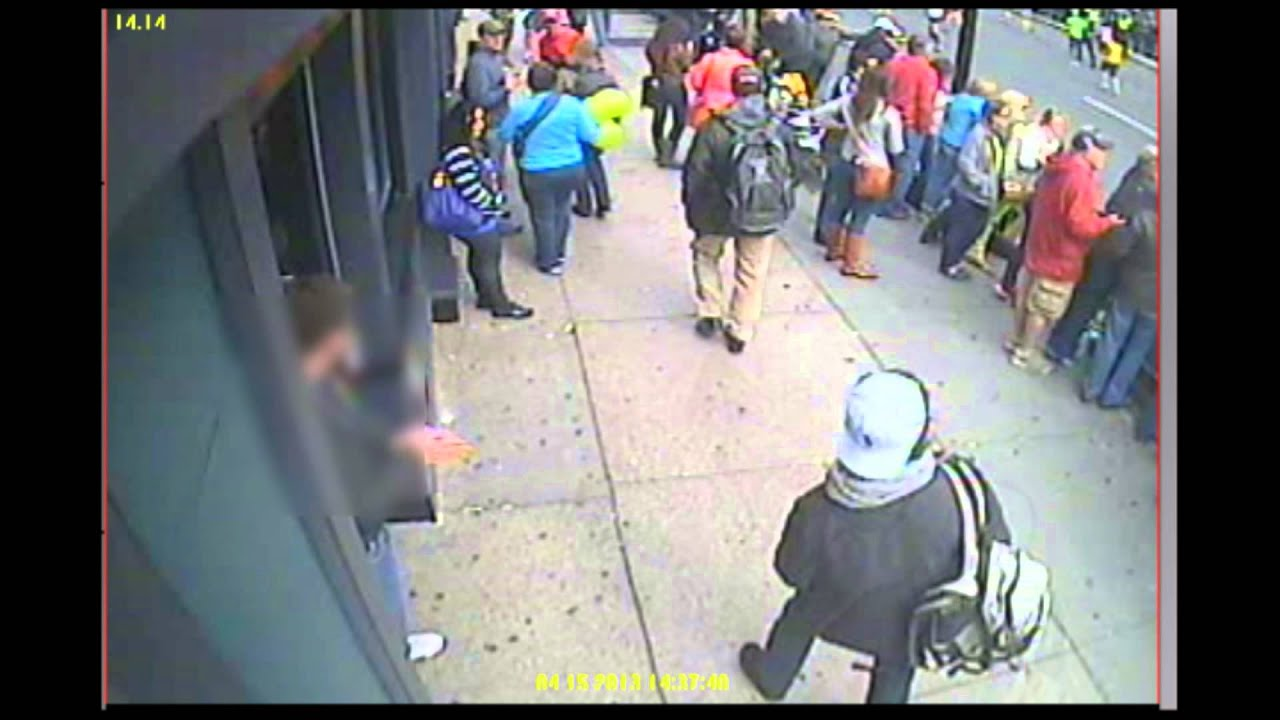 Boston Bombing Surveillance Footage Released to Jurors ...