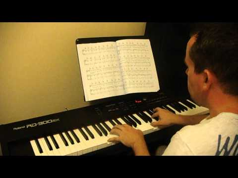 Mumford & Sons Dust Bowl Dance (Piano Instrumental Cover)