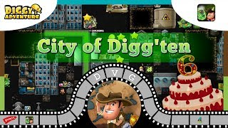 [~6th Birthday~] #4 City of Digg