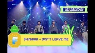 MNET MCOUNTDOWN [20180830] = [MR REMOVED] 20180830 Shinhwa (신화) -...
