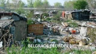 Africa you never see on TV - Poverty in Europe
