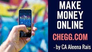 [HINDI] - How I Make Money Online on Chegg.com
